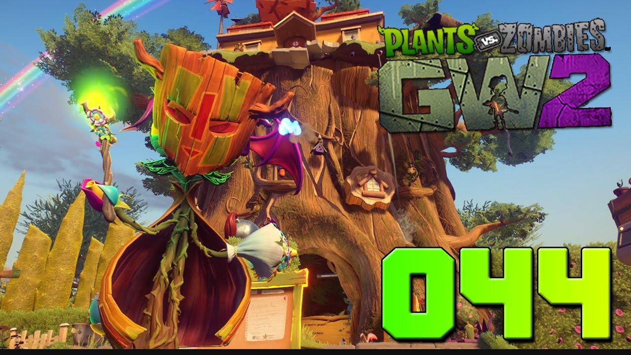 Plants vs Zombies Garden Warfare 2 [044] Druiden-Rosie - Let´s Play ...