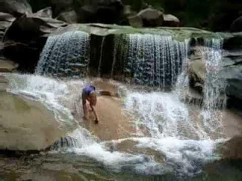 not famous hiroshima trip,kool! water falls.japan 誰もゆかない水の天国