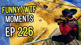PUBG: Funny & WTF Moments Ep. 226