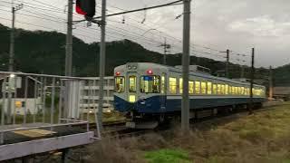 【まもなく引退】富士急行1000系1202号普通大月行田野倉駅発車‼
