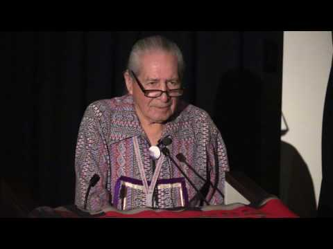 World Indigenous Law Conference 2016 - Oct. 20, Plenary Part 2