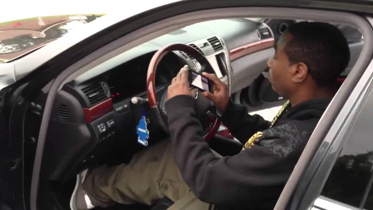2008 Lexus Ls460 Youtube