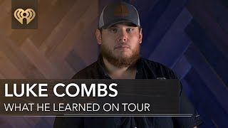 Luke Combs and Brantley Gilbert Did What On Tour? | Exclusive Interview