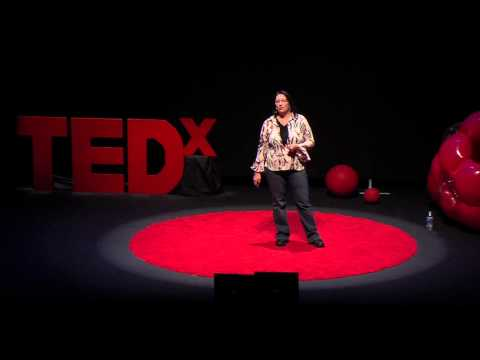 You deserve to follow your dream: Stacie Gilmore at TEDxCrestmoorParkED