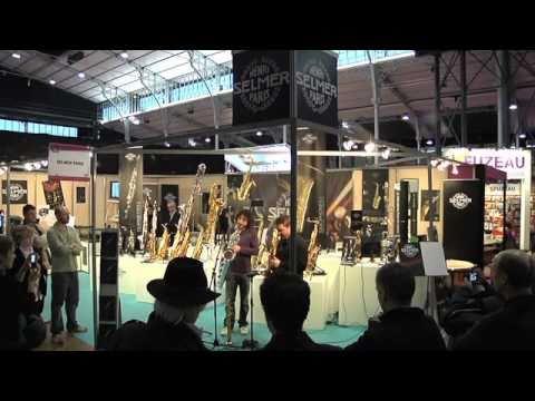 SELMER Paris au Salon de la Musique Music & You 2010