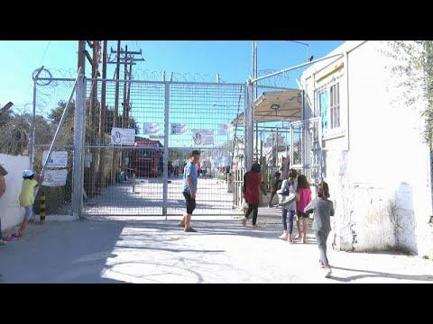 euronews (in Italiano): Lesbo, Grecia: la nuova Guantanamo