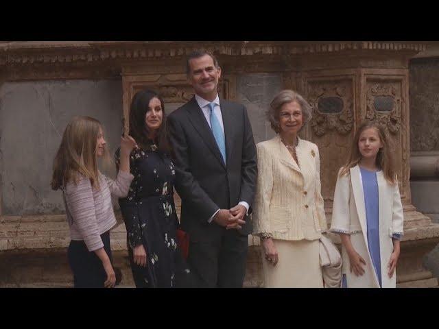 <span class='as_h2'><a href='https://webtv.eklogika.gr/pascha-stin-magiorka-gia-ti-vasiliki-oikogeneia-tis-ispanias' target='_blank' title='Πάσχα στην Μαγιόρκα για τη βασιλική οικογένεια της Ισπανίας'>Πάσχα στην Μαγιόρκα για τη βασιλική οικογένεια της Ισπανίας</a></span>