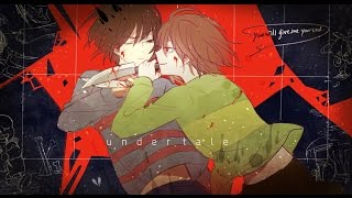 Undertale AMV - Everything At Once