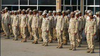 اول ايام في الجيش وبالتحديد ايام مركز تدريب