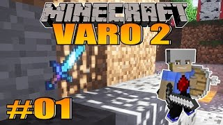 Varo 2 beginnt - Das frühe Gemetzel?!: Minecraft VARO 2 - Folge #01 (SparkofPhoenix) thumbnail