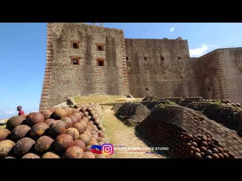 CITADELLE LAFERRIERE / ONE OF THE MOST INCREDIBLE  PLACE ON EARTH / HAITI- CAP