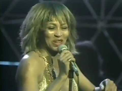 Tina Turner - Proud Mary (LIVE '82)
