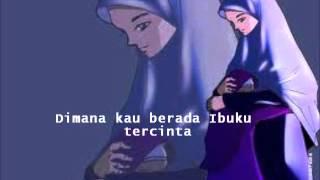 Tegar - Rindu Ibu(Lirik)