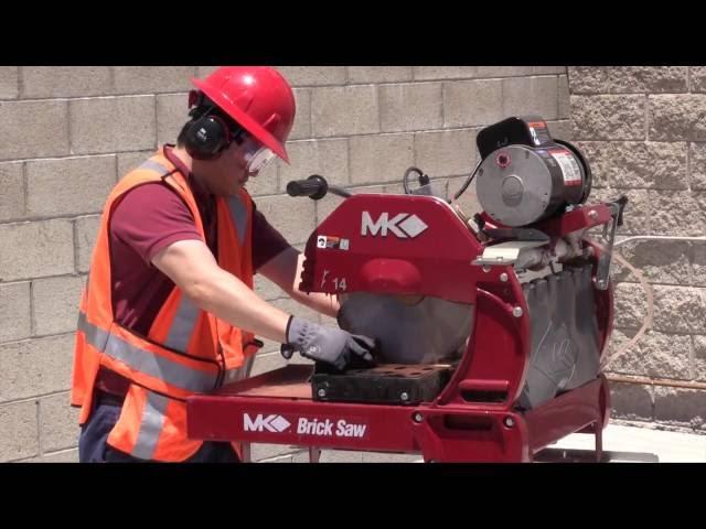 MK 2000 Series Masonry Saws