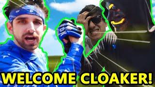 CLOAKER IS A SPY NINJA! Chad Wild Clay Vy Qwaint Spy Ninja New video