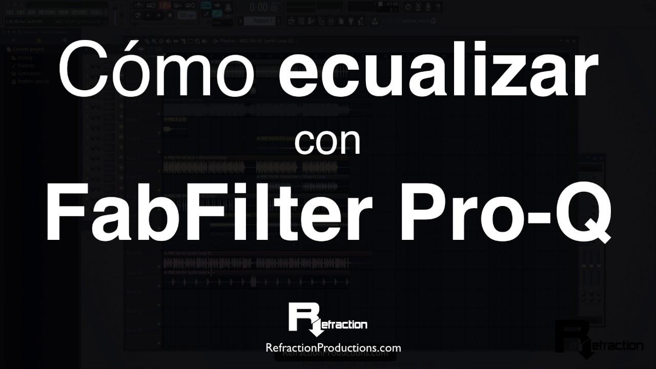 Fabfilter video tutorials.