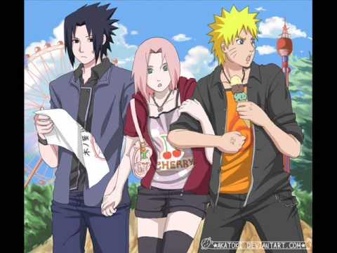 HIJOS DE SAKURA Y SASUKE. - YouTube Naruto And Sakura And Sasuke
