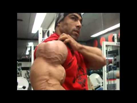 Pain is so close to pleasure - BODYBUILDING