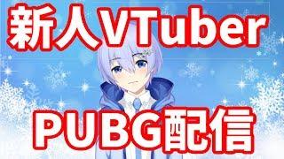【Vtuber】大会で燃え尽きたのでまったり優しいPUBG【PUBG】