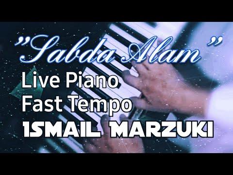 """S A B D A   A L A M"" Ismail Marzuki Beautiful Swing Solo Piano Davi Bachroedin Fast Tempo"