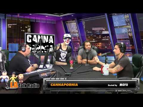 The CannaPornia ! Cannabis and Porn from California! 25th episode
