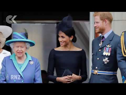 Queen cracks down on Harry, Meghan's Sussex Royal brand