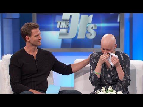 Cancer Survivor Shares Inspirational Message