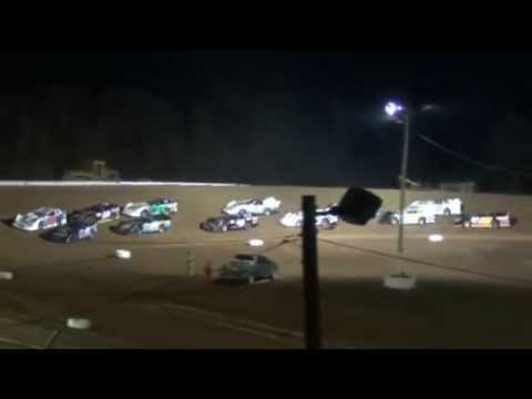 Skyline Speedway AMRA Late Model Feature 4-12-2014