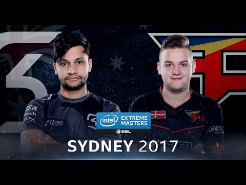 CS:GO - SK vs. FaZe [Train] Map 1 - Grand Final - IEM Sydney 2017