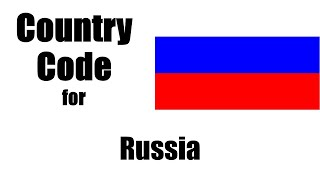 russia Dialing Code - Russian Country Code - Telephone Area Codes in Russia