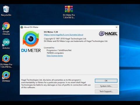 DU METER 7.30.4769 Latest Full Version Free Download 100% working - YouTube