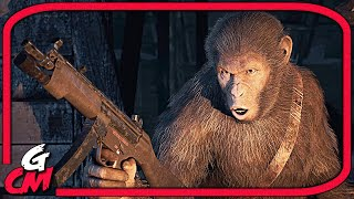 PLANET OF THE APES : LAST FRONTIERS - FILM COMPLETO ITA Game Movie