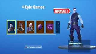 I'm ABLE to PACK REFLETS OBSCURS! Fortnite