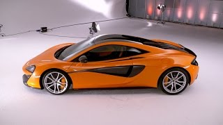 McLaren 570S: First Look at the Supercar