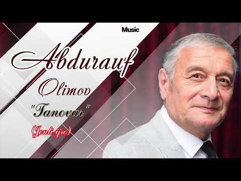 Abdurauf Olimov   Tanovar jonli ijro Абдурауф Олимов - Тановар жонли ижро
