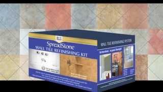 SpreadStone™ Wall Tile Refinishing Kit