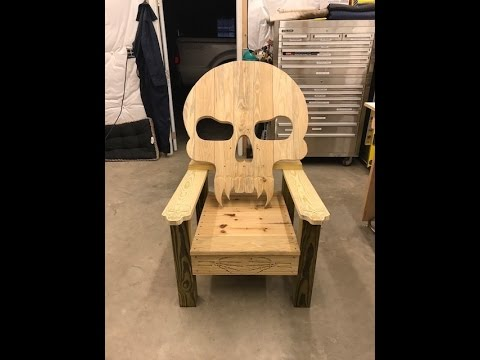 skull chair for babies no music youtube