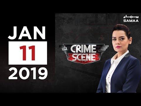 Sabse Khatarnak Nasha | Crime Scene | Samaa TV | 11 January,2019