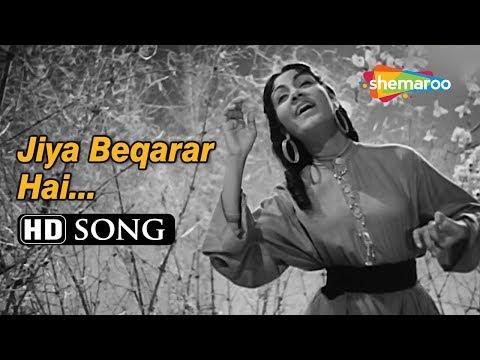 Jiya Beqarar Hai | Barsaat (1949) Nimmi | Raj Kapoor | Evergreen Hindi Classics Songs