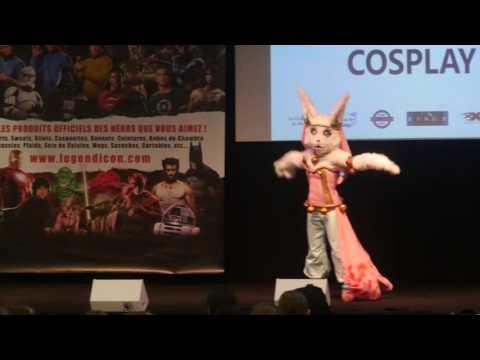related image - Paris Manga 22 - Concours Cosplay Dimanche - 06 - Angel Senki - Mathilde
