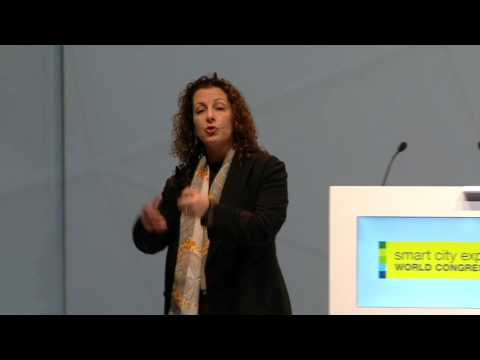 KEYNOTE - BETH SIMONE NOVECK: SMART CITIZENS, SMARTER CITIES