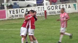 Fútbol LRF | Torneo Apertura | San Martín (Carhué) 4 - Automoto (Tornquist) 0