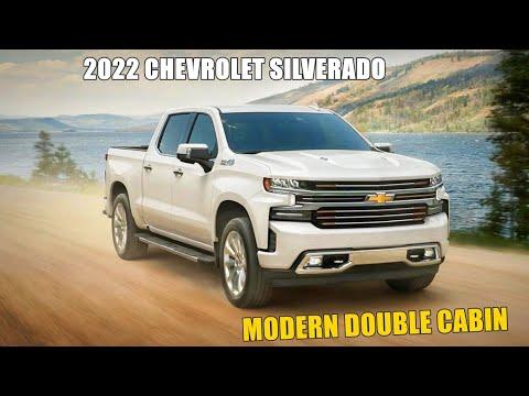 2022 Chevrolet Silverado Full Review Exterior - Interior