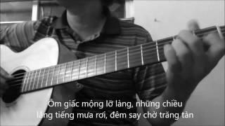 Dap mo cuoc tinh (Dan Nguyen) [Guitar solo] [K'K]
