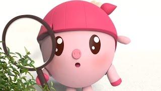 Малышарики - Новые серии - Пчёлки (45 серия) | Для детей от 0 до 4 лет