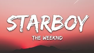 Download The Weeknd - Starboy (Lyrics) ft. Daft Punk Mp3 and Videos