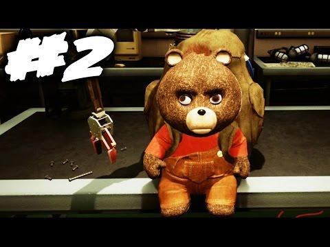 VLADDY THE TEDDY BEAR! | Maize #2