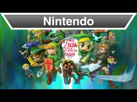 The Legend of Zelda: 25th Anniversary - Anniversary Concert Footage