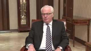 видео: К 70-летнему юбилею МГИМО В.И.Чуркин об учебе, современности и коллегах-дипломатах