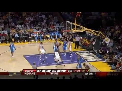 Kobe Bryant Full Series Highlights vs Denver Nuggets 2008 NBA Playoffs